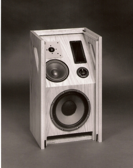 The Dual, what a nice loudspeaker.